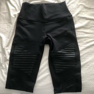 Alo yoga moto leggings M